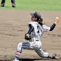 中学硬式野球 大会史上初!島野愛友利(女子)選手が胴上げ ネットの声は