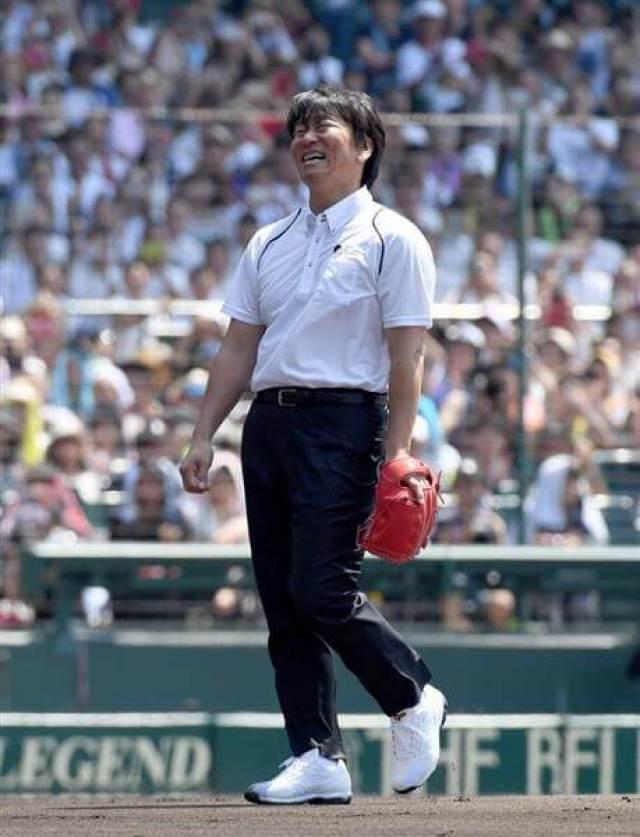 松井秀喜 始球式動画 ネットの声は