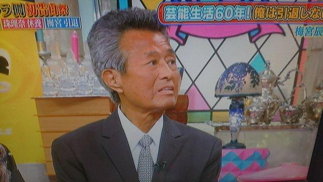 梅宮辰夫の激やせ画像が衝撃的!!原因はがんが影響しているのか!?