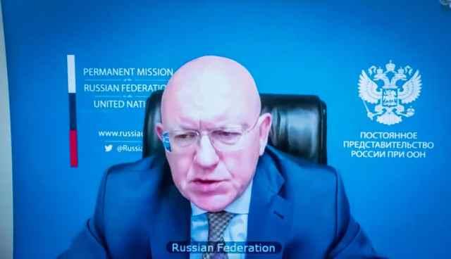 Выступление Постоянного представителя Российской Федерации при ООН В.А.Небензи в ходе открытых дебатов Совета Безопасности ООН по теме «Поддержание международного мира и безопасности: кибербезопасность»