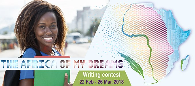 African Development Bank Africa of My Dreams contest 2018 for young Africans ( Win all-expenses paid trip to Busan , Korea)