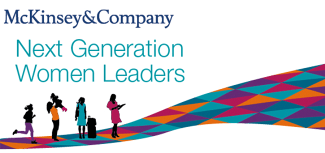 McKinsey & Company Next Generation Women Leaders Award 2018 for Female Students & Professionals ( Fully Funded to Paris France )