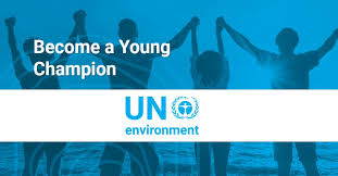 UN Environment Young Champions of the Earth Competition 2018 ( US $ 15 000 in Seed Funding & all expenses paid trip to high-level UN Meeting)