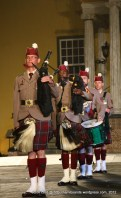 SA Medical Health Services Military and Pipe Band
