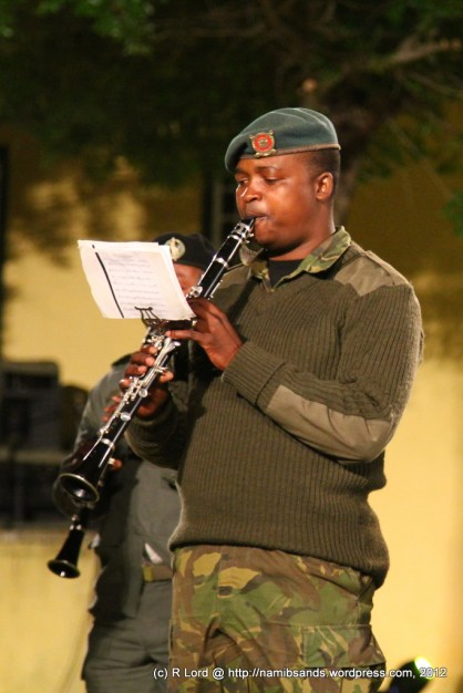 Botswana Army and Students Band