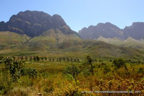Welcome to the Jonkershoek Nature Reserve outside Stellenbosch