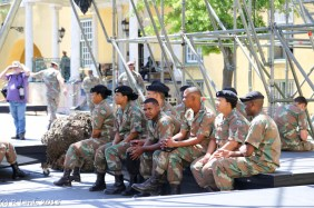 Regiment Oranjerivier wranglers