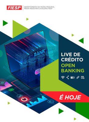 Live de Crédito: Open Banking