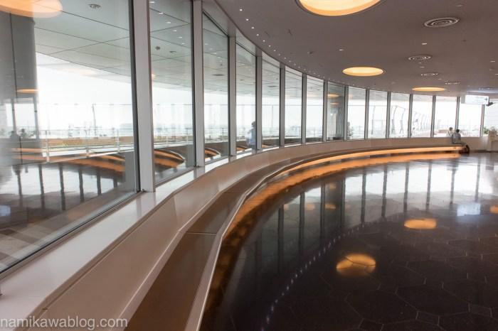 羽田空港国際線ターミナル展望ホール