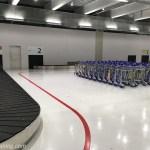 成田空港第3ターミナル国内線手荷物受取所