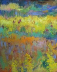 Wild Gold, Felicia Macheske's Painting