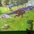 ハウステンボスで塗り絵?休憩しながら子どもと楽しむ恐竜ランド