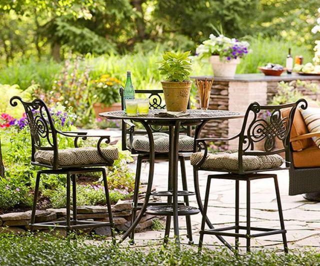 - 15 kreativnih ideja za uređenje malog dvorišta ili vrta