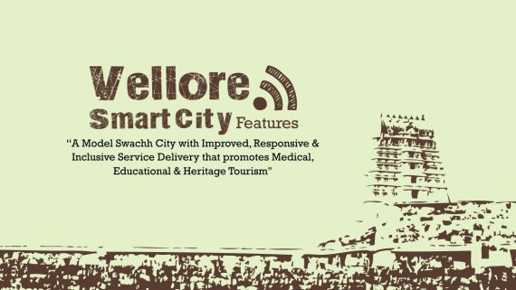 vellore smart city project
