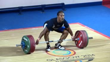 weightlifting gym