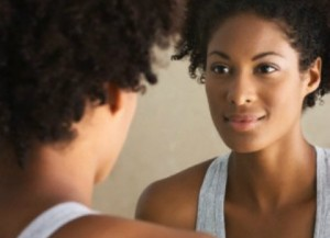 black-woman-looking-in-the-mirror