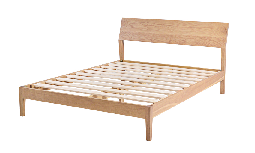 high quality bedroom furniture 15553 | wood bed frame singapore antoine 5