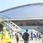 【大分会場現地レポ@10/5①】ラグビーワールドカップ2019 スタジアムアクセスと混雑状況