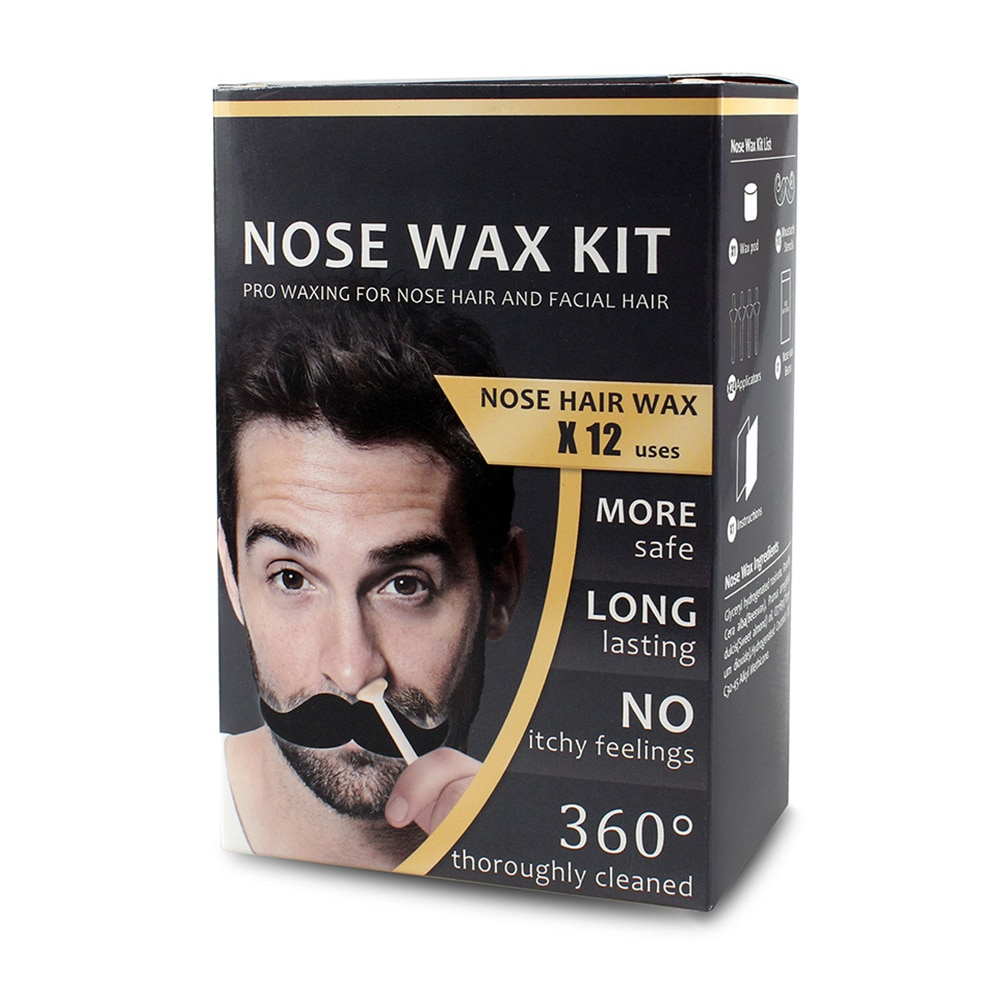 Portable Nose Hair Removal Wax Kit For Men And Women High Quality Professional Hair Removal Cosmetic Accessories Wax Stick Hot Nana S Corner Beauty Cosmetic