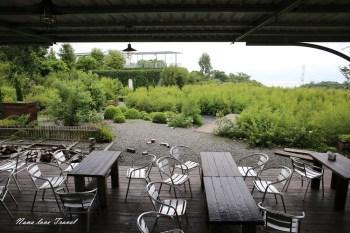 南投139縣道》29號花園咖啡,假日營業隱藏山丘的世外桃源喝咖啡(微熱山丘市集)
