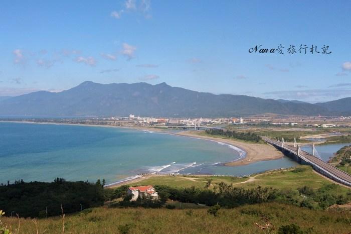 屏東景點》車城龜山步道。台灣本地絕美秘境海景,無敵私房墾丁景點,眺望360度俯看海天一色之美景