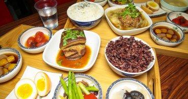 彰化員林》不用出國也能吃到道地上海味,大推黯然銷魂入口即化東坡肉定食(客萊登創意私房料理)