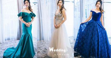 台中婚紗》九又四分之三手工婚紗。我的婚紗禮服試穿分享(台中禮服出租/自助婚紗)