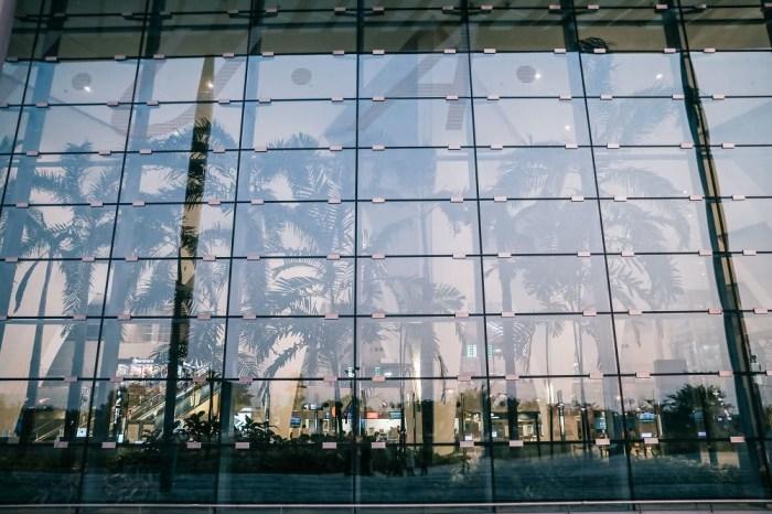 彰化田中》高鐵彰化站。建築界奧斯卡,宛如花卉叢林世界,搭高鐵好愜意