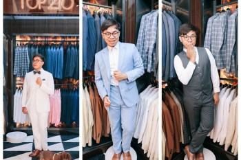 韓國藝匠婚紗》TOP ZIO。拍婚紗新郎西裝怎麼穿!? 韓版西裝也能讓宅男秒變歐巴