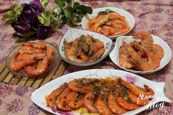 【團購宅配美食】Mess Maker 蝦攪和冷凍調理白蝦❤在家也能享受蝦子全餐料理。