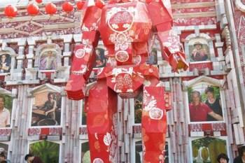 【雲林虎尾】山寨總統府出現在虎尾❤2014雲林農業博覽會