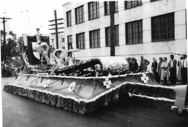 Nanaimo Heritage Days Parade