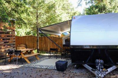 Riverside Campsite