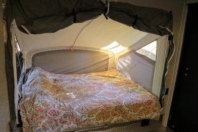 Queen Popout Bed 1
