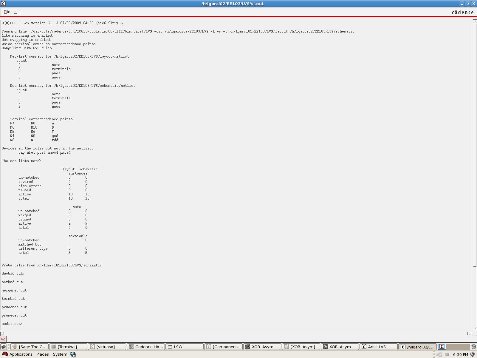 Cadence Xor Gate Schematic