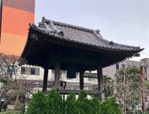 教安寺梵鐘