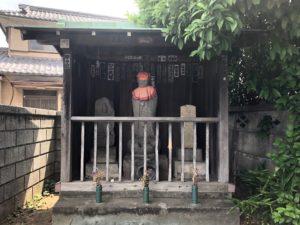 My第四地蔵(第三)