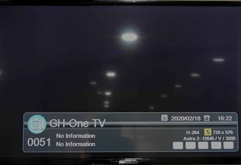 GhOne TV goes off air