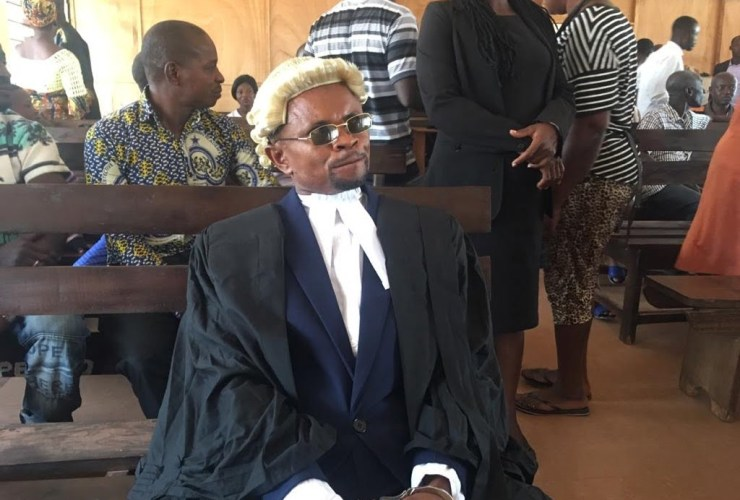 A fake lawyer arrested in Techiman 3