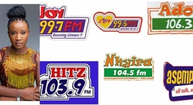 Multimedia group fires 100 other workers aside Naa Ashorkor 9
