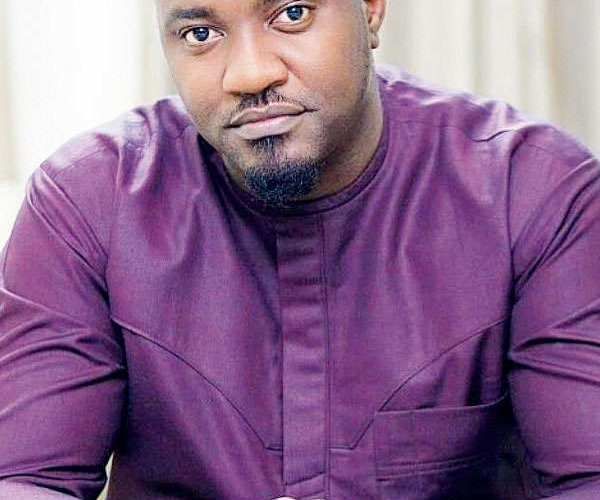 John Dumelo admitted the V8 was registered in National Security's name