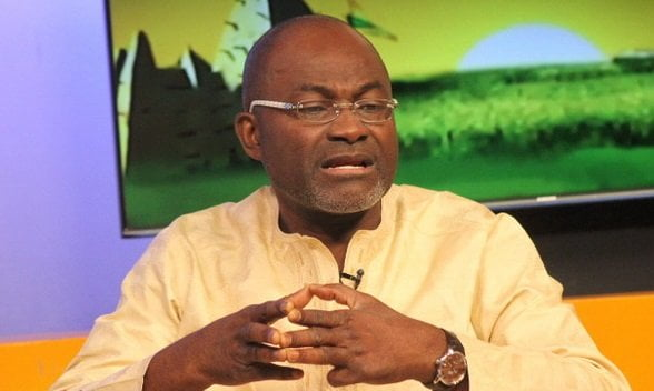 Kennedy Agyapong involved in car accident [Photos +Video]