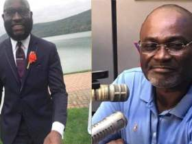 Video: Kennedy Agyapong made the police charge his son for breaking traffic rules