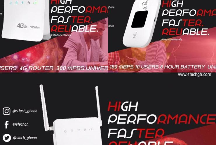 Why you should try s-tech ghana's routers