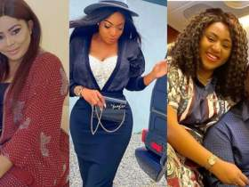 Lady allegedly sends video of Ned Nwoko 'cheating' with Chika Ike to Regina Daniels