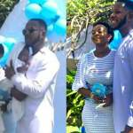 Aaron Adatsi 'Cyril' releases confusing press statement to explains why he has given birth despite being an 'ambassador' for abstinence