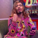 Clemento Suarez surprise social media again, see photos and videos of him acting as Nana Ama Mcbrown on live TV