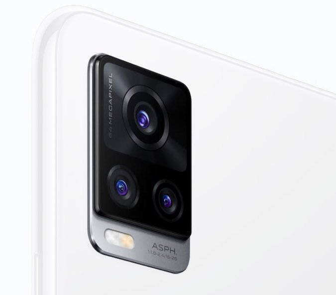 Vivo V20 launched in Kenya, comes with a sleek design and strong all-around performance