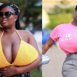 See more photos and videos of the actress who just unseated Pamela Odame Watara as 'queen of b$$bs'