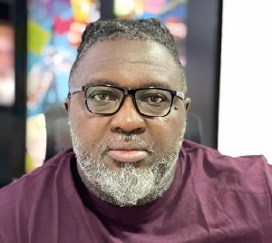 'Confused' is disrespectful no matter the context you use it - Da' Hammer to Arnold Asamoah Baidoo